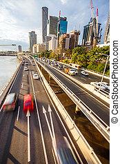 City of Brisbane Queensland Australia