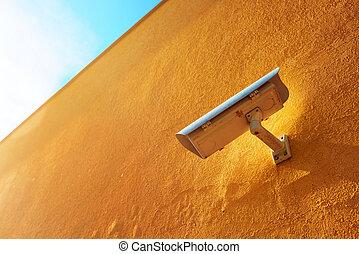 Security camera equipment