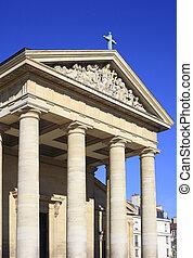 a, igreja, Saint-Germain