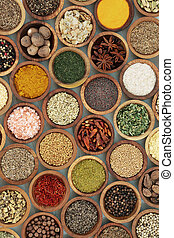 Culinary Spice and Herb Seasoning