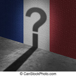 Uncertainty In France - Uncertainty in France or French vote...