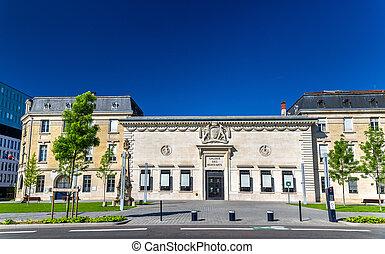Galerie des Beaux-Arts in Bordeaux, France - Galerie des...