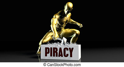 Piracy - Eliminating Stopping or Reducing Piracy as a...