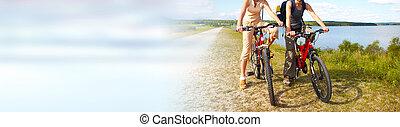 cyclisme, Vélo, touriste