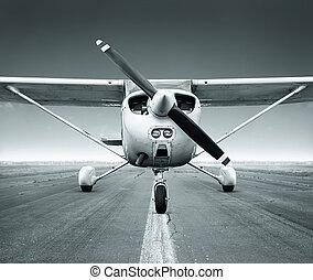 sports plane