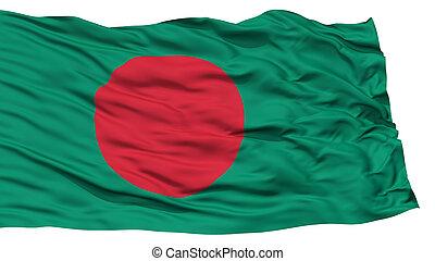 Bandera, odizolowany, Bangladesz