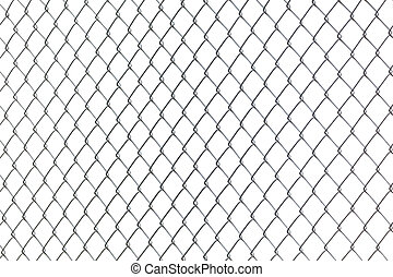 Metal Chainlink Fence - steel metal Chainlink Fence with...