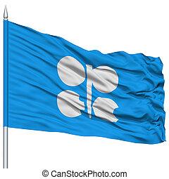Asta, opep, bandera