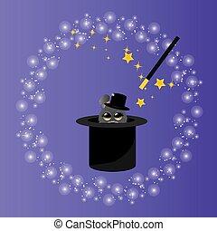 magic hat, bunny ears - Very high quality original trendy...