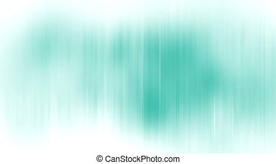 Blue and white abstract streaks looping animated CG backdrop