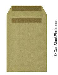 envelope - Shot of the old envelope