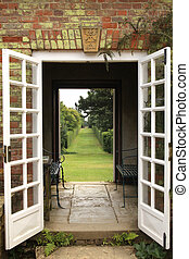 Hidcote gardens - Beautiful Hidcote gardens in the Cotswolds...