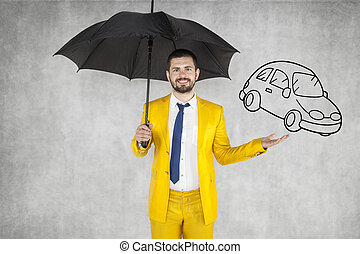 insurance agent insure your car
