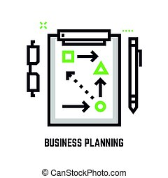 Business planning table