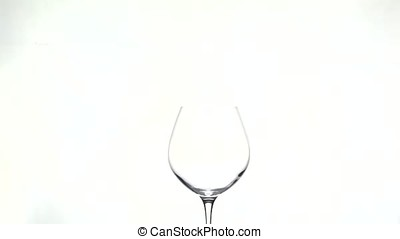 Empty Red Wine Glass - This video is about Empty Red Wine...