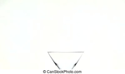 Empty Martini Glass - This video is about Empty Martini...