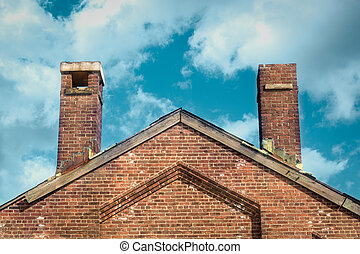 Abandoned Building at Sandy Hook