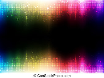 Abstract Background - illustration of futuristic abstract...