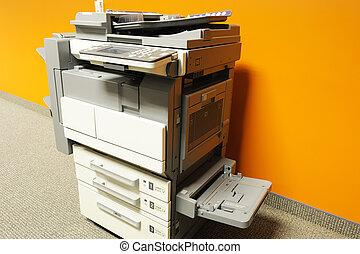 copier in office