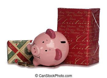 Saving for christmas