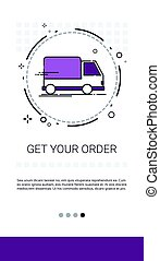 Get Your Order Fast And Reliable Delivery Cargo Shipment...