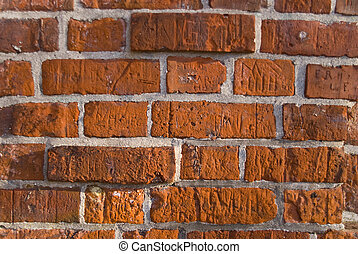 Brickwork - Detail of Brickwork