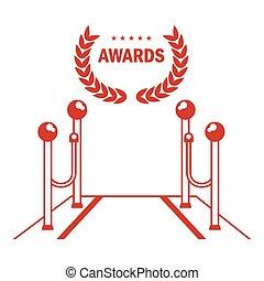 red carpet award