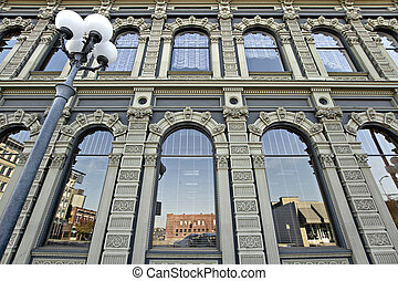 Historic Building in Downtown Salem Oregon 2