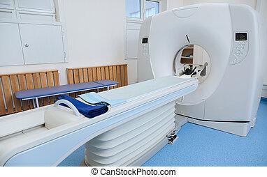 Medical equipment designed for MRI scanning - Medical...