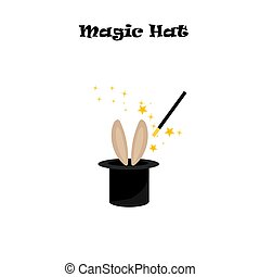 magic hat, bunny ears - Very high quality original trendy...