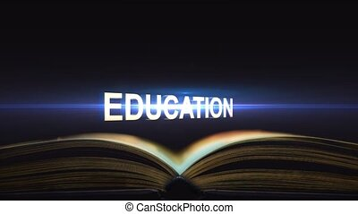 Education is obtained from books and textbooks. How to get...