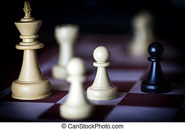 Chess Strategy Game