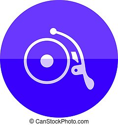 Circle icon - Bicycle bell