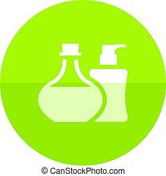 Circle icon - Aromatherapy