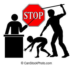 Stop spanking at school - Put a ban corporal punishment...