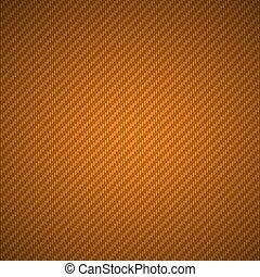 Golden carbon fiber metal grid texture