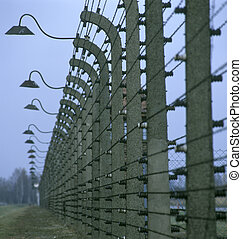 concentration camp, Auschwitz, Poland