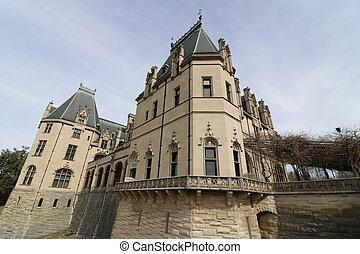 Biltmore Estate is a large private estate and tourist...