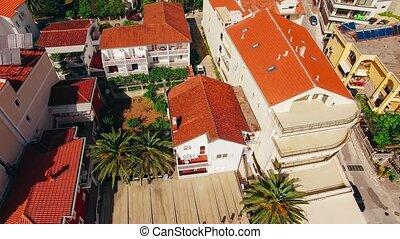 Villa near the sea in the village of Rafailovici,...