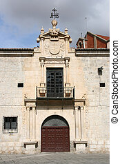 Valladolid - Casa del Sol - landmark in Valladolid with IHS...