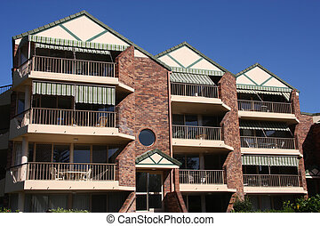 Apartment buildings - Apartment building in Gold Coast...