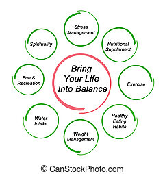 Bring Your Life Into Balance