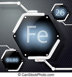 chemical element iron