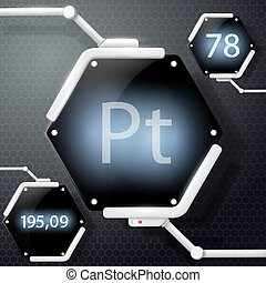chemical element platinum