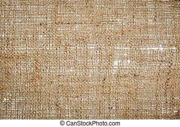 burlap art canvas background