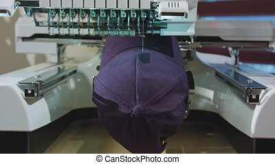 Embroidery Deals logo on the Cap
