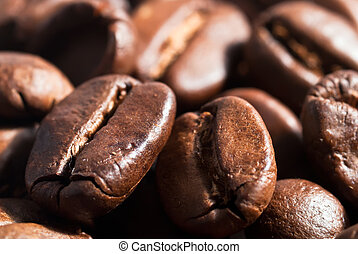 Coffee beans background V1 - many coffe beans background v1
