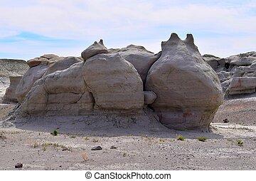 Rock formation Fantasy canyon Utah