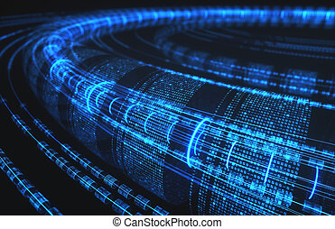 Abstract Background Technology Connections