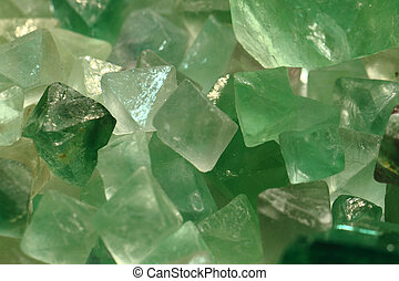 fluorita,  mineral, textura